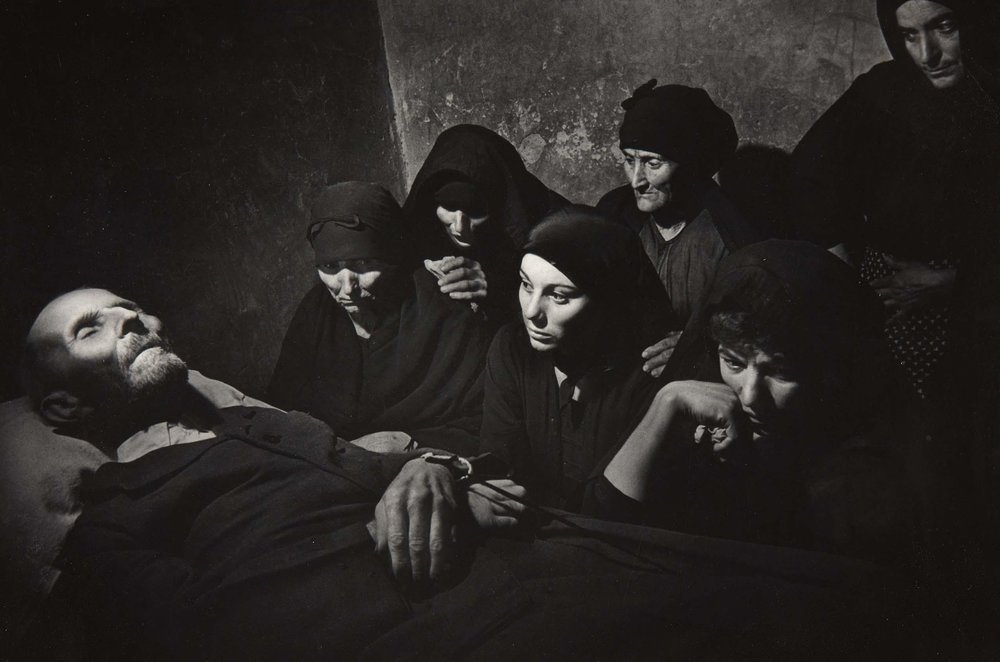 Photograph by W. Eugene Smith, Courtesy of the Center for Creative Photography, University of Arizona