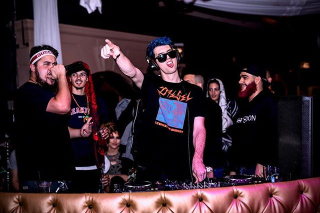 Music is my life, and unfortunately life is more then just audio, so here's a picture 👀 👁 🥶 #LasVegas #embassynightclub #FVYDID