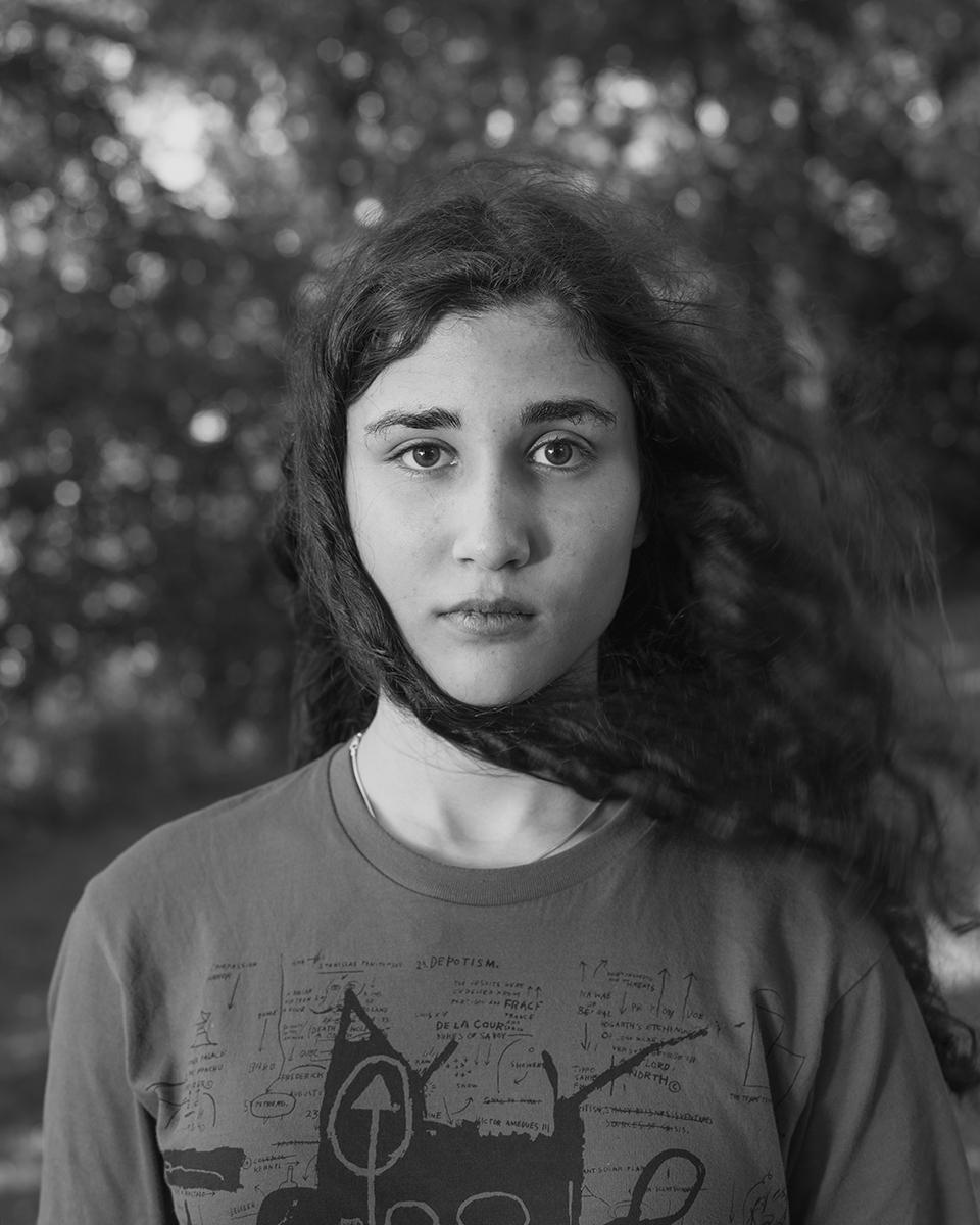 Untitled (Aylin), New York, 2014