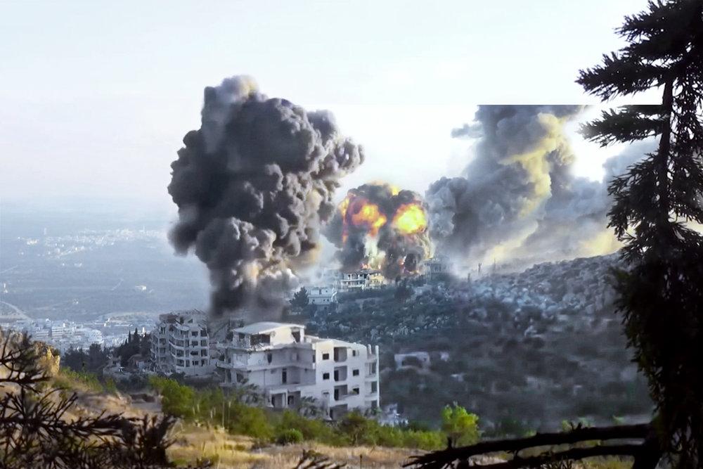 Composite #12, Syria, 2014 - 2015
