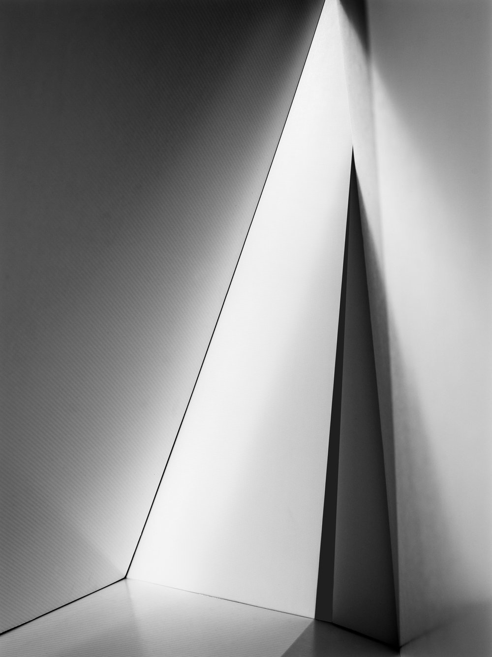Triangular Hall