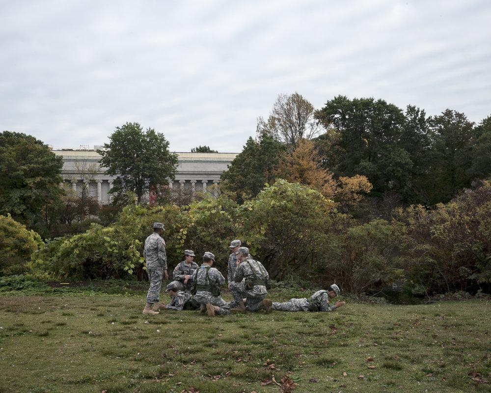 Squad In The Park, Boston, 2013