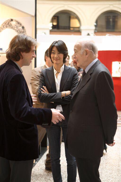 2004 - 2007 - Antoine Chapoutot participe à chaque Exposition KaraBourse du CommerceParis 1er