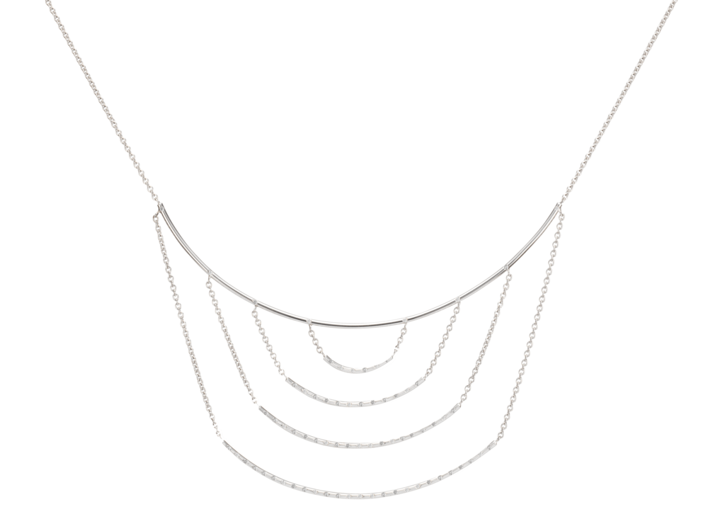 Collier Cascade or blanc et diamants.png