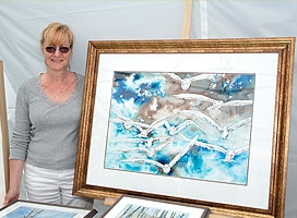 Joan Bontje Ajax Artfest