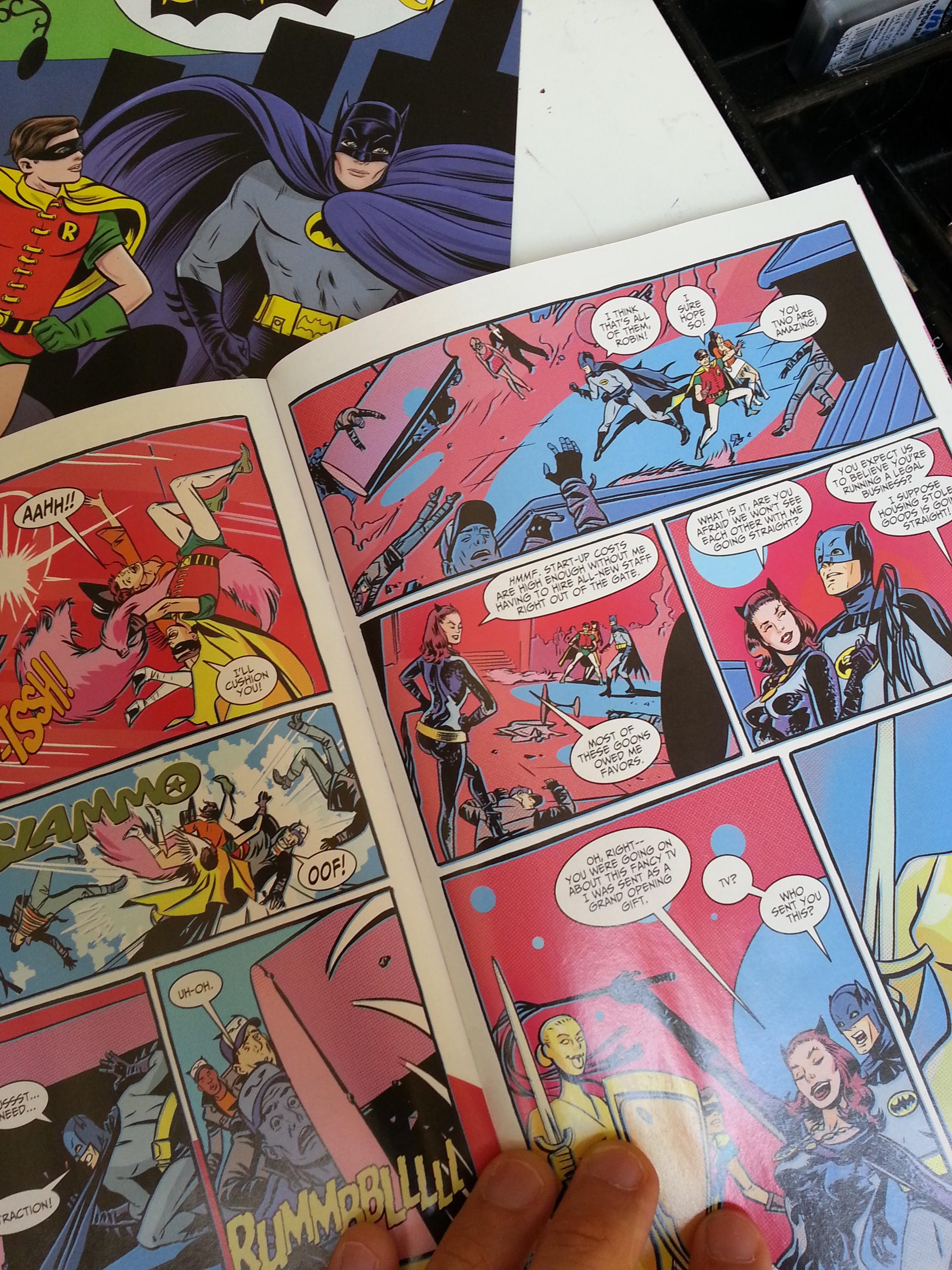 Batman '66 Print