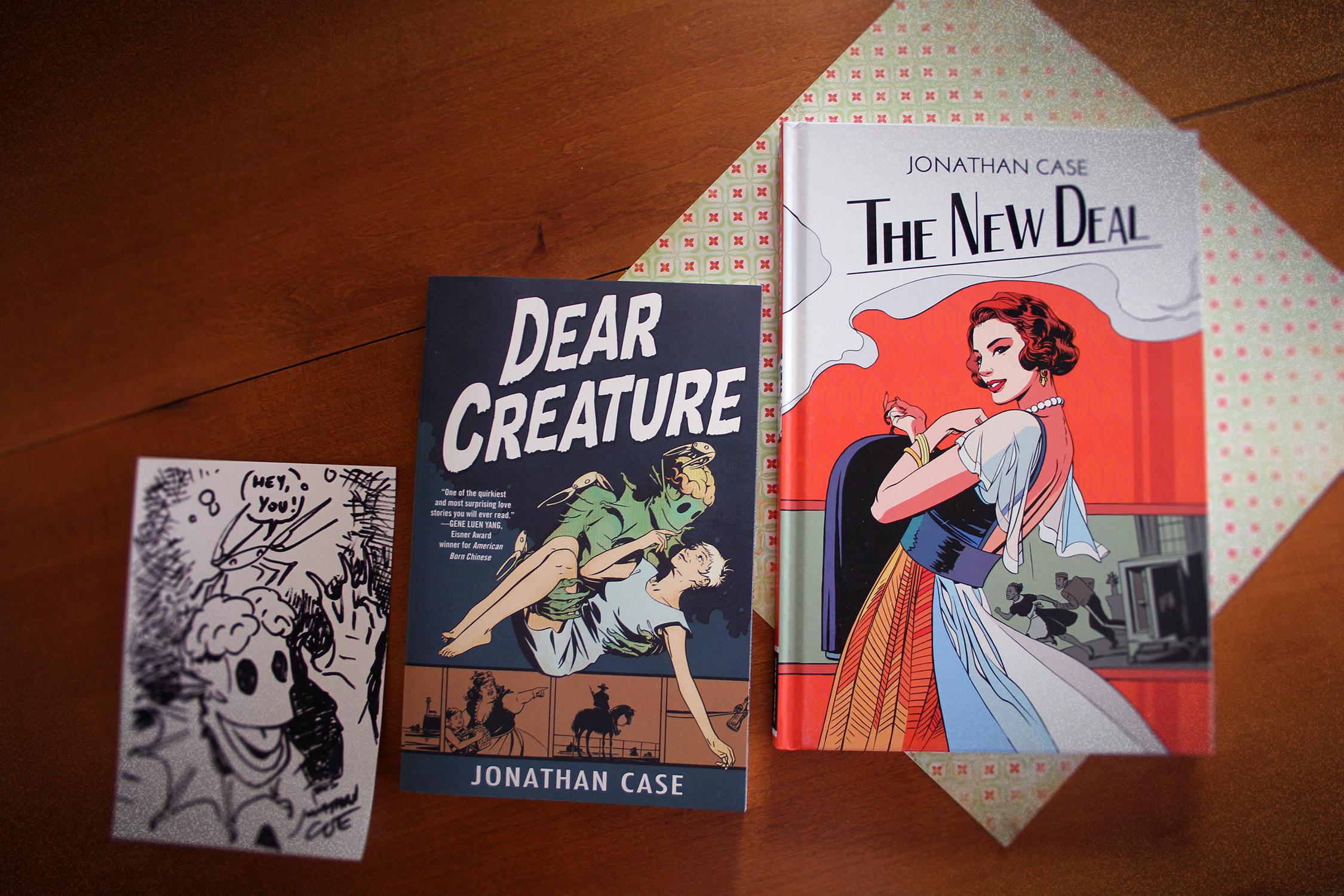 Jonathan Case Gift Pack