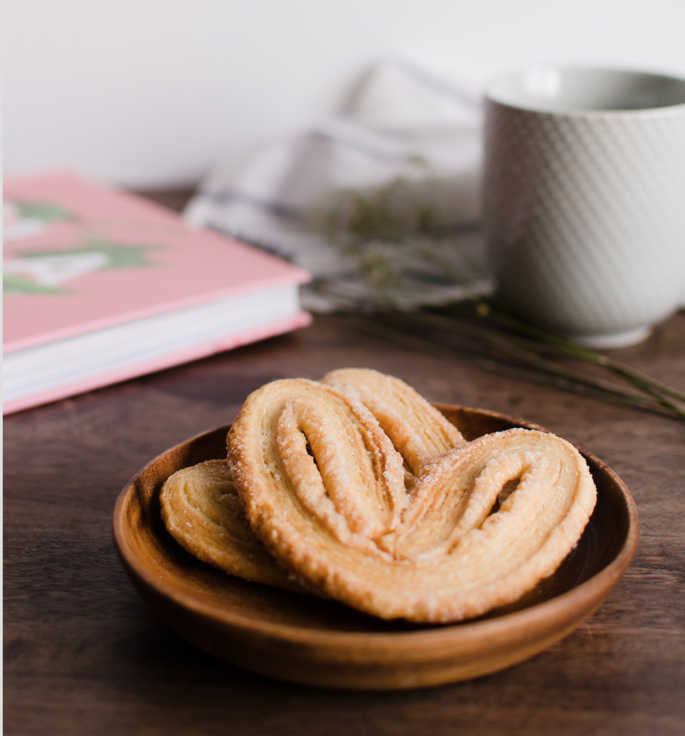 Palmier   French Flour, Isigny Butter