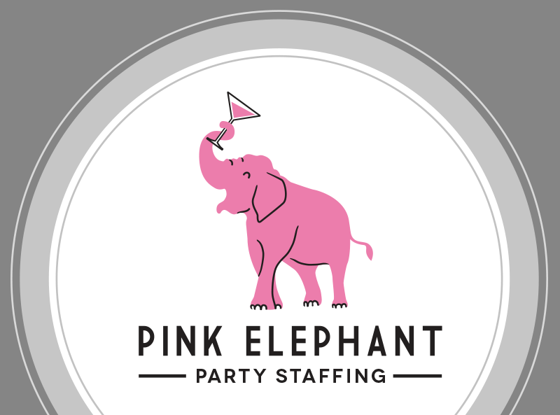 Pink Elephant Party Staffing