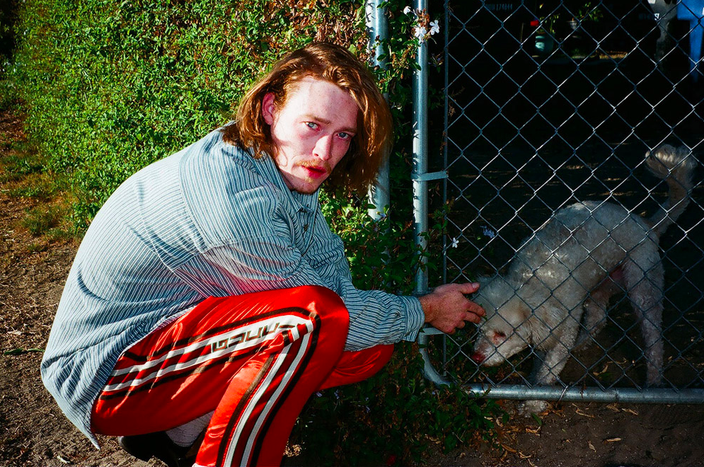 Caleb Landry Jones for Interview Magazine