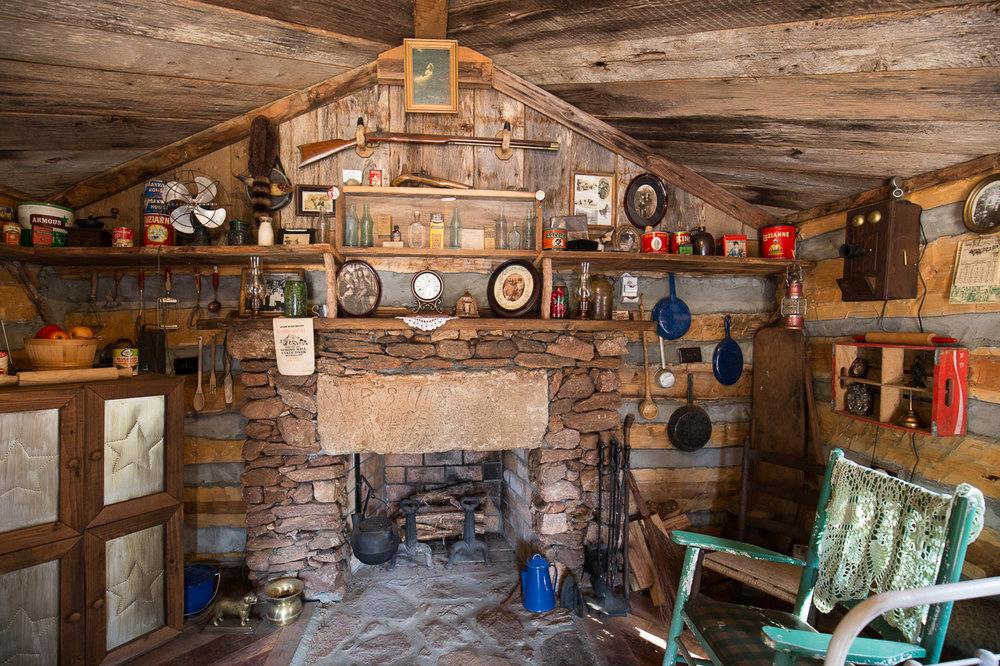 Wayne's Cabin