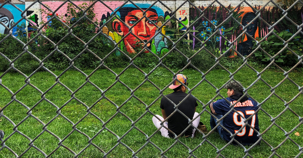 LinkedIn: graffiti is a roadmap to a shared experience
