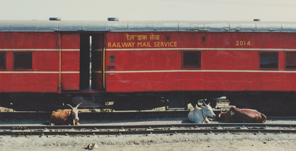 The most efficient railway mail service, ever!