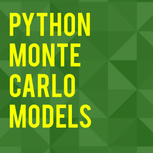 Monte Carlo models In Python — Advancing Analytics
