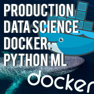 Docker for Data Science: Building a Python Machine Learning