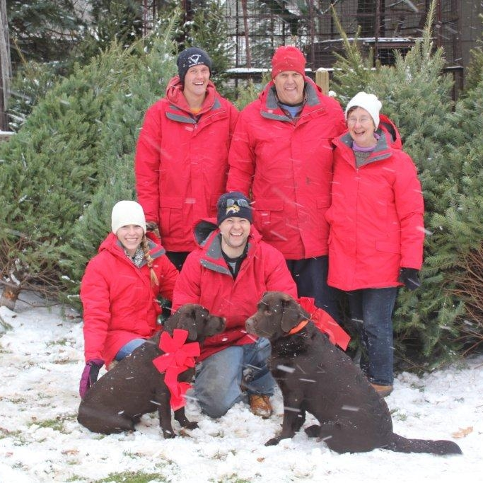 The Farm - Pages Christmas Tree farm has been sharing our fun, family oriented, country experience with the Central New York community since 1998. Find the perfect Christmas tree, choose a hand made wreath or other holiday decor, visit our animals, and warm up with free hot cider.