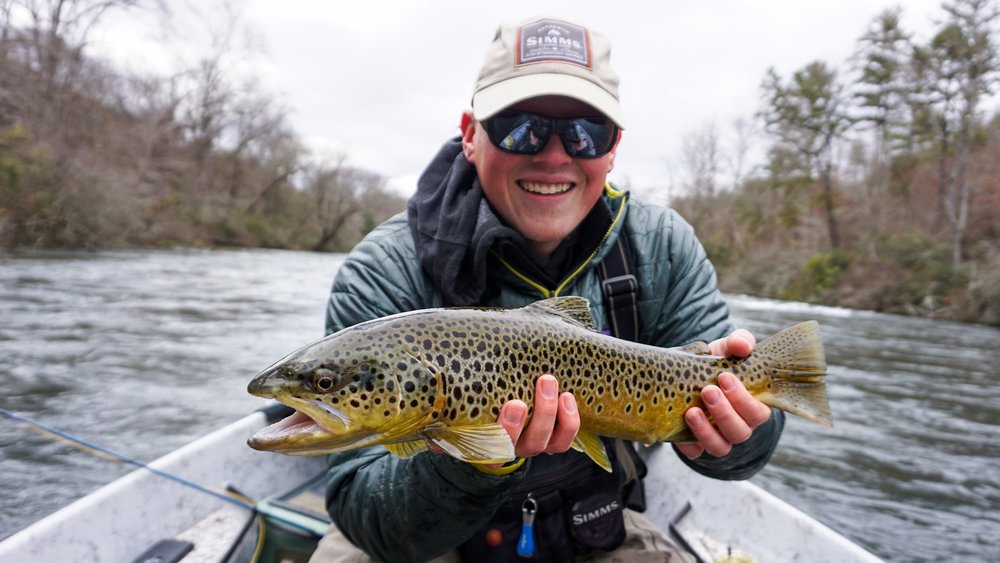 Toccoa+River+Brown+Trout