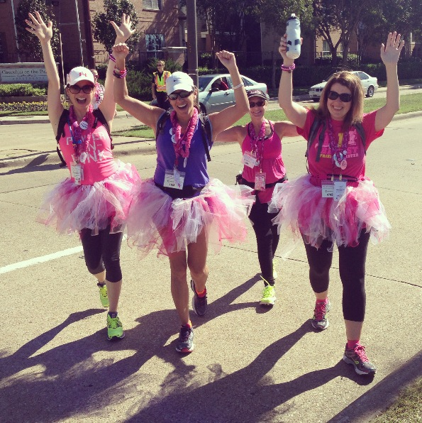 Komen Walk for the Cure 2013