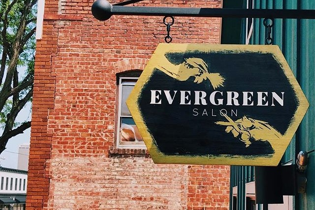Evergreen Salon