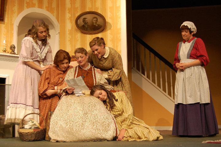 Production of Little Women in 2010