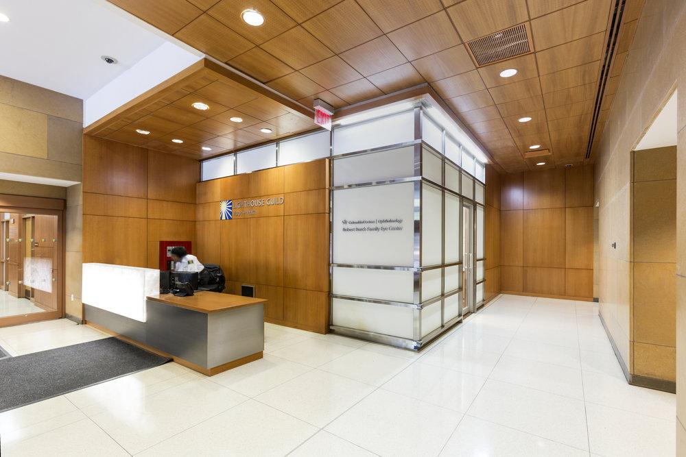 JEWISH GUILD EYE CENTER - THE JEWISH GUILD, 15 WEST 65TH STREET