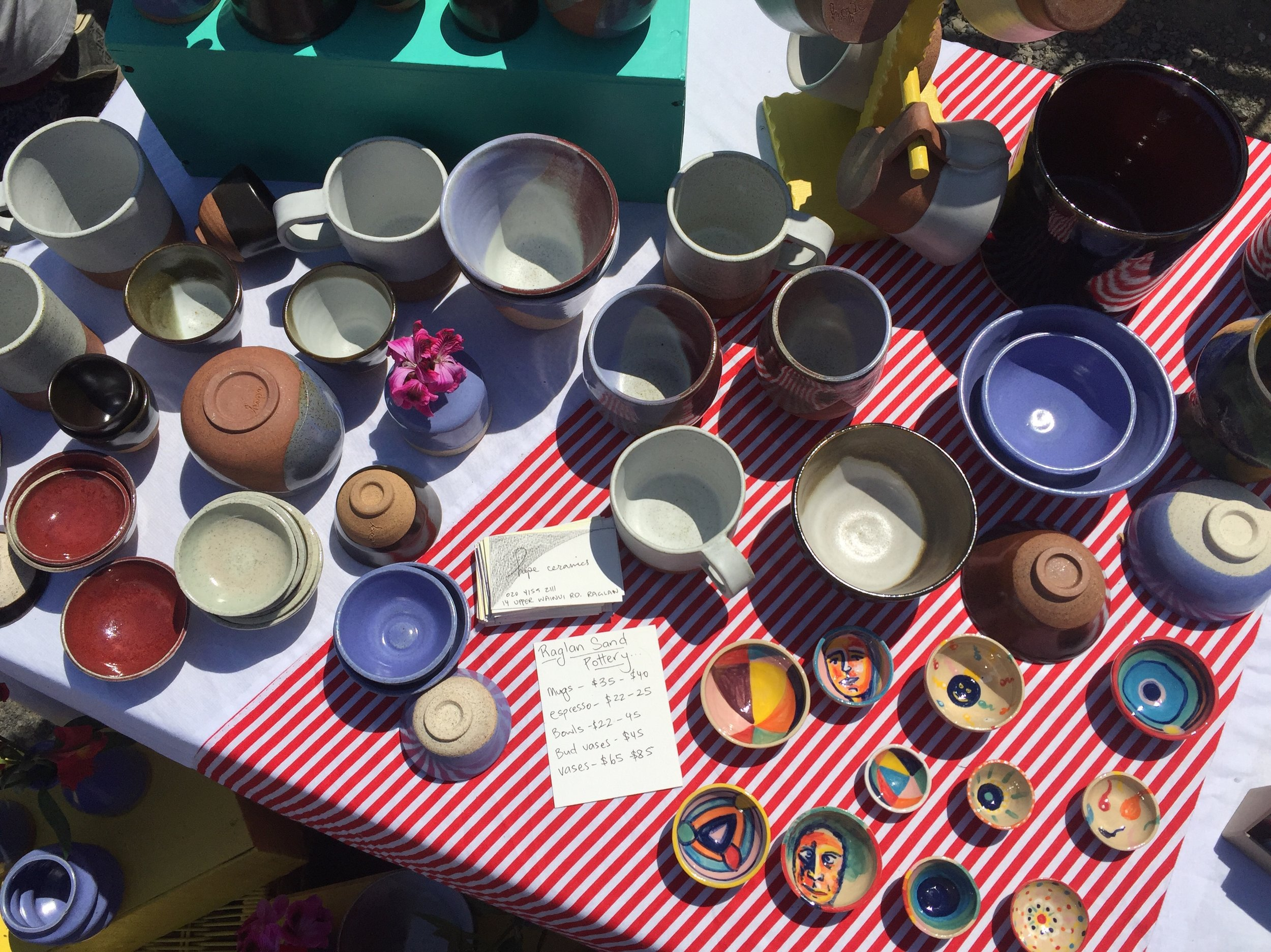 Exhibitions and Markets — Hope Ceramics