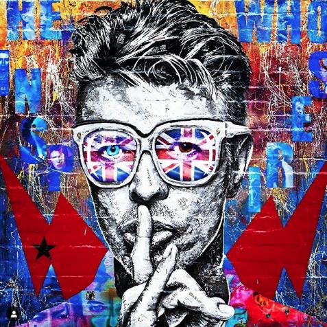 BRAYDEN, LA ARTIST