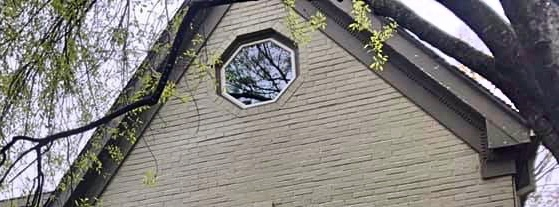 New Octagon Window