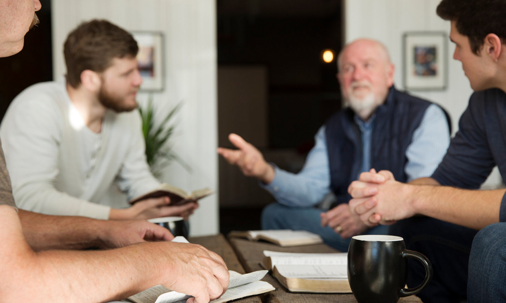 Men's Ministries -