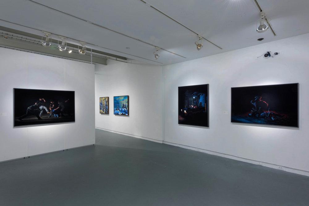 Faculty Sabbatical Exhibition  Decker Meyerhoff Galleries  Maryland Institute College of Art