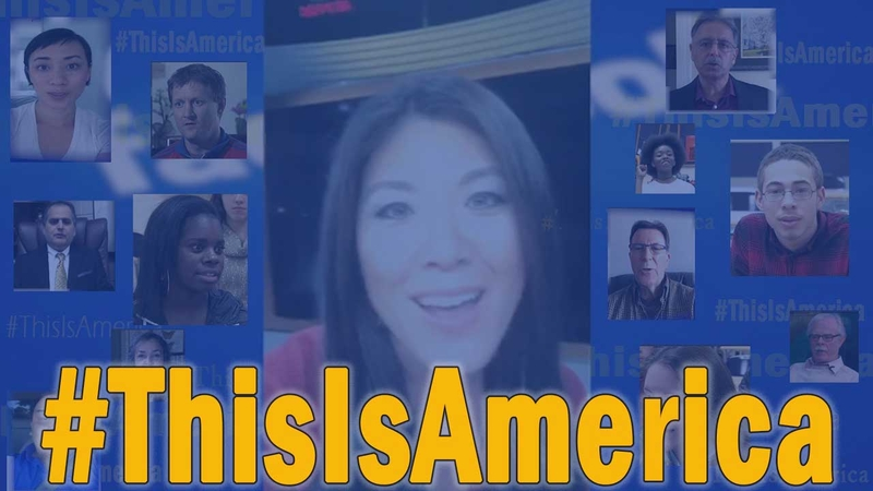 #THISISAMERICA - #THISISAMERICA is a digital series discussing issues of race and discrimination. It started in an intersection, turned into a powerful viral video, and is now a three part series.