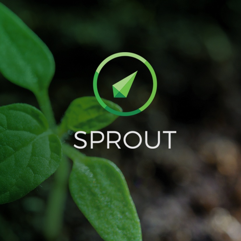 Sprout - Accelerating the future of food production and delivery - Sprout backs bold agritech businesses and entrepreneurs who MOVE FAST, THINK BIG and are committed to building solutions for problems that reach from farm to fork.