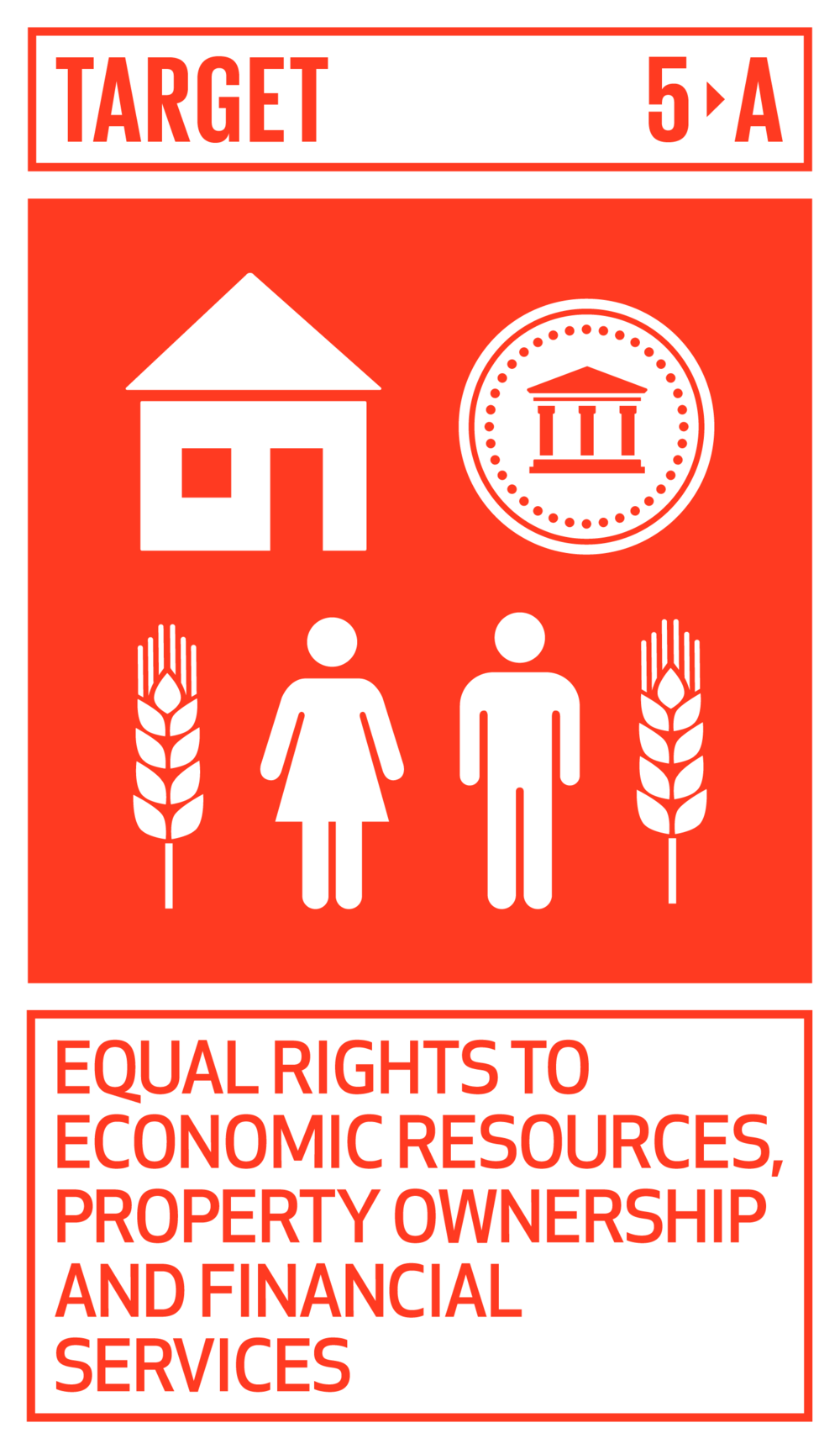 Ensure universal access to sexual and reproductive health and reproductive rights as agreed in accordance with the Programme of Action of the International Conference on Population and Development and the Beijing Platform for Action and the outcome documents of their review conferences.   INDICATORS    5.a.1  (a) Proportion of total agricultural population with ownership or secure rights over agricultural land, by sex; and (b) share of women among owners or rights-bearers of agricultural land, by type of tenure   5.a.2  Proportion of countries where the legal framework (including customary law) guarantees women's equal rights to land ownership and/or control