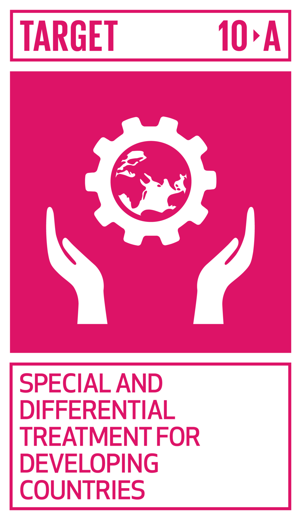 Implement the principle of special and differential treatment for developing countries, in particular least developed countries, in accordance with World Trade Organization agreements.   INDICATOR    10.a.1  Proportion of tariff lines applied to imports from least developed countries and developing countries with zero-tariff