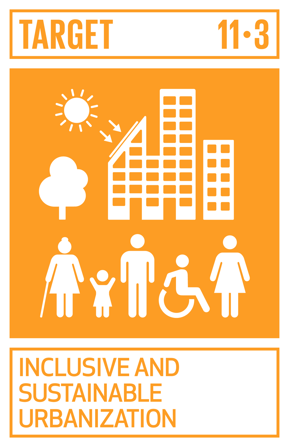 By 2030, provide access to safe, affordable, accessible and sustainable transport systems for all, improving road safety, notably by expanding public transport, with special attention to the needs of those in vulnerable situations, women, children, persons with disabilities and older persons.   INDICATORS    11.3.1  Ratio of land consumption rate to population growth rate   11.3.2  Proportion of cities with a direct participation structure of civil society in urban planning and management that operate regularly and democratically