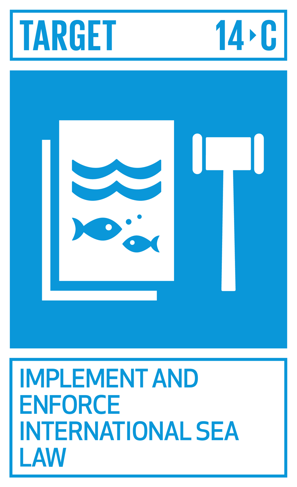 """Enhance the conservation and sustainable use of oceans and their resources by implementing international law as reflected in the United Nations Convention on the Law of the Sea, which provides the legal framework for the conservation and sustainable use of oceans and their resources, as recalled in paragraph 158 of """"The future we want"""".   INDICATOR    14.c.1  Number of countries making progress in ratifying, accepting and implementing through legal, policy and institutional frameworks, ocean-related instruments that implement international law, as reflected in the United Nations Convention on the Law of the Sea, for the conservation and sustainable use of the oceans and their resources"""