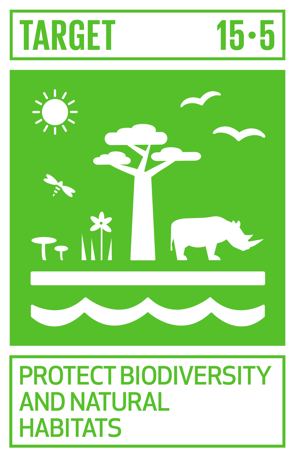 Take urgent and significant action to reduce the degradation of natural habitats, halt the loss of biodiversity and, by 2020, protect and prevent the extinction of threatened species.    INDICATOR    15.5.1  Red List Index