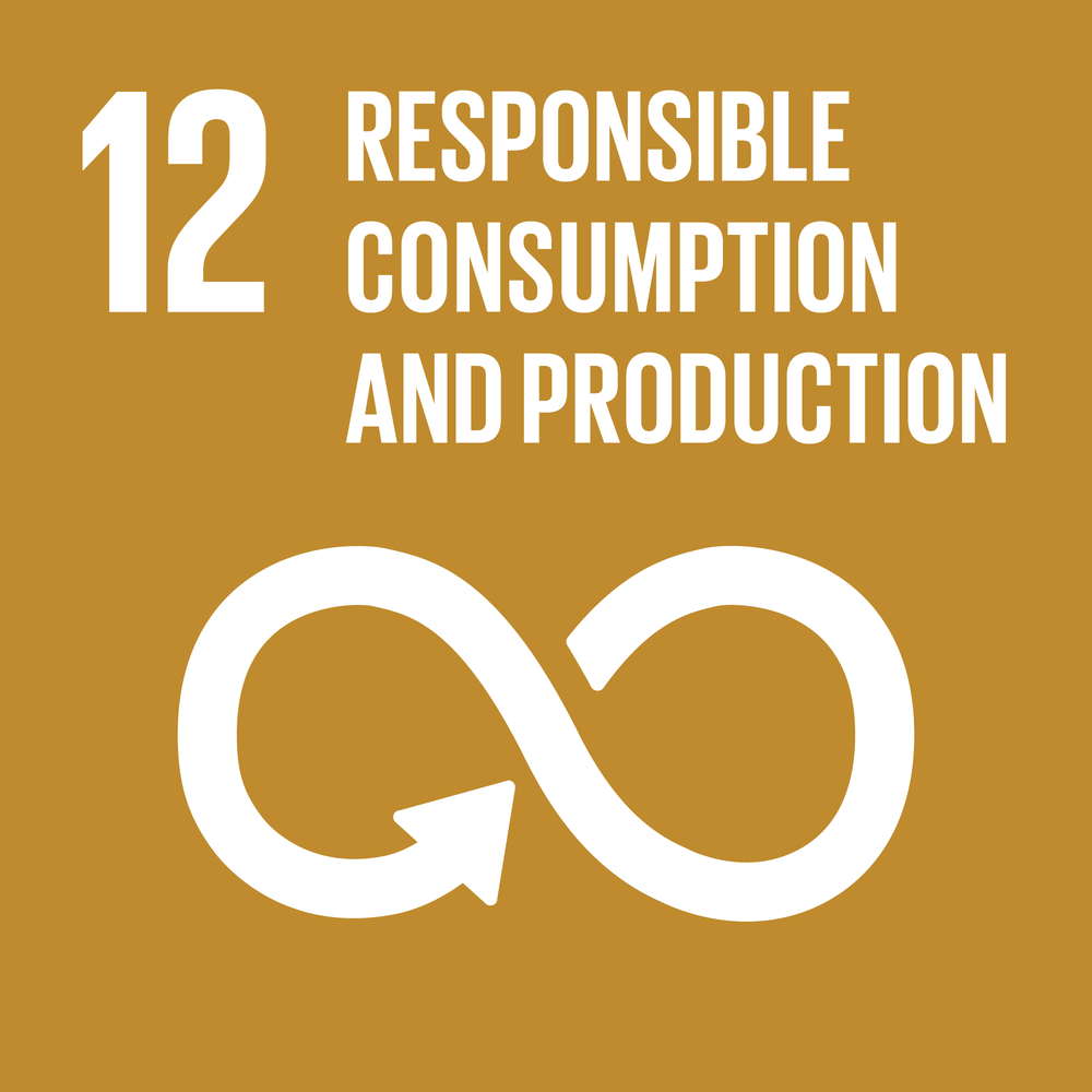 Goal 12. Ensure sustainable consumption and production patterns    11 Targets    13 Indicators
