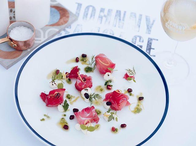 Dreaming of Italian at Johnny Sausage...Delizioso 🇨🇮