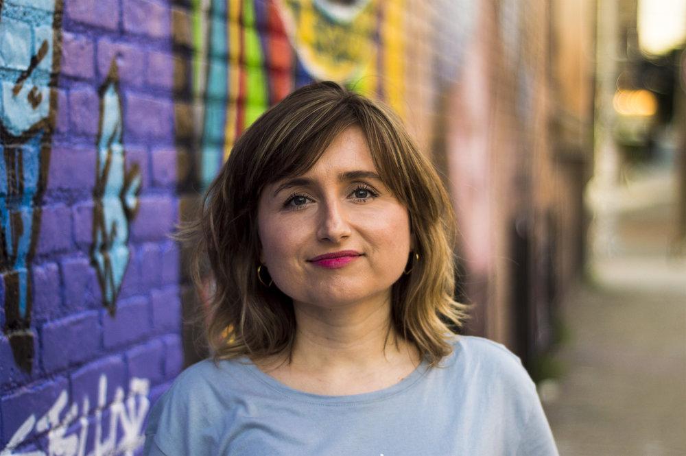 Kasia Kruk - Associate Producer/Crowdfunding Strategist