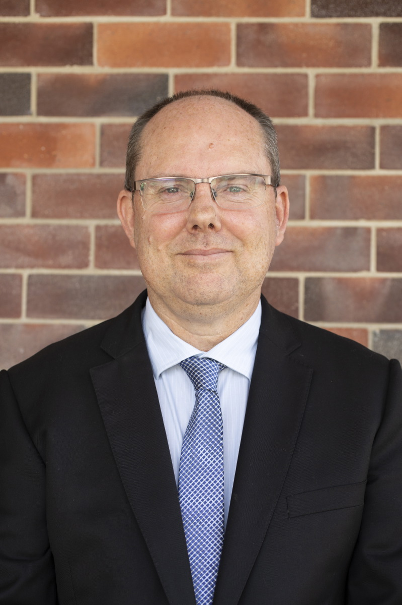 Mr Simon Midson - Head of Senior School