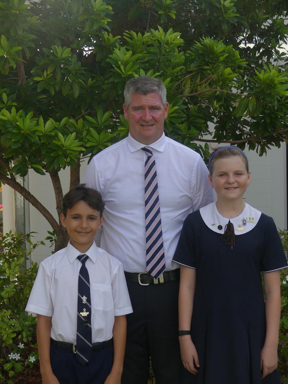 Head of Junior School - Mr Luke Baills