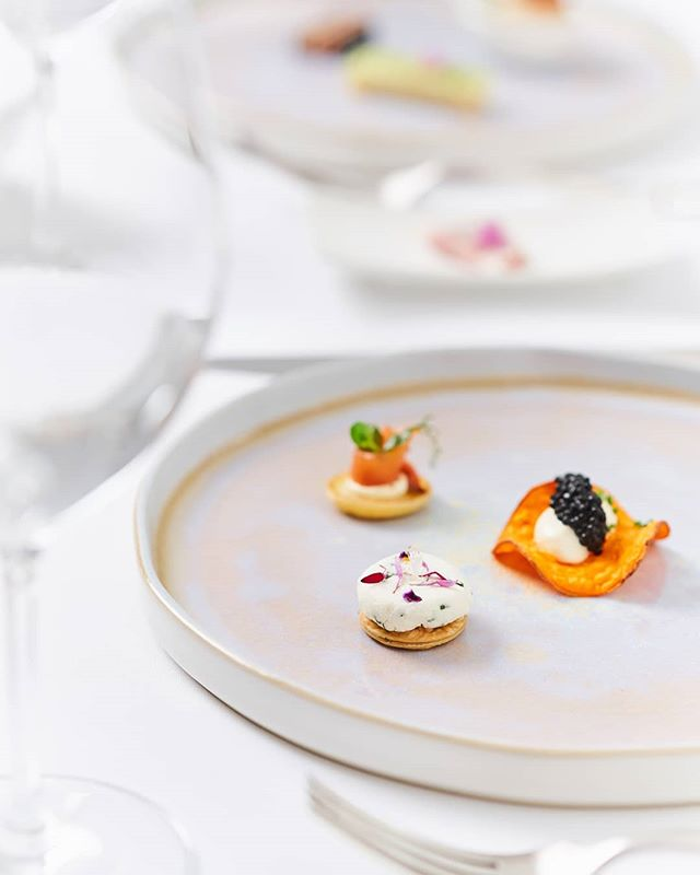 Beautiful bites for memorable moments! Regardless of the event, the location or occasion, our team of tastemakers is dedicated to making unforgettable eats - just take a look at these gorgeous canapés! Contact us to find out how you can enjoy these small bites of #bliss for your next event!  #deliciaecatering #chefslife #sgig #luxlife #singapore #sglifestyle #finedining #privateparties #privatediningsg #caterersg  #privatedining #canapes