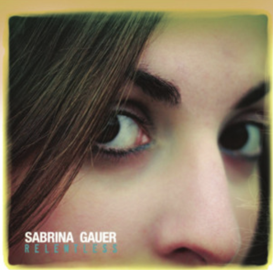 Relentless, Sabrina Gauer Guitars