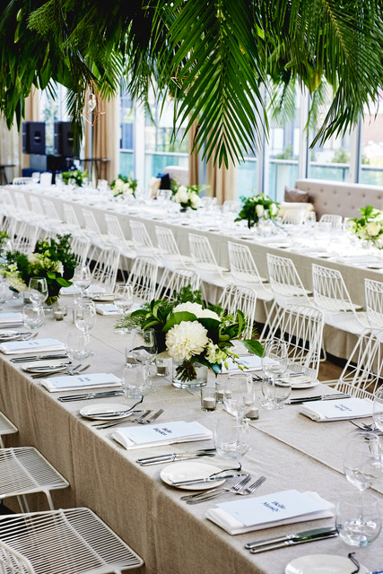 Long Wedding Tables - Wedding Reception Venue Melbourne.jpeg