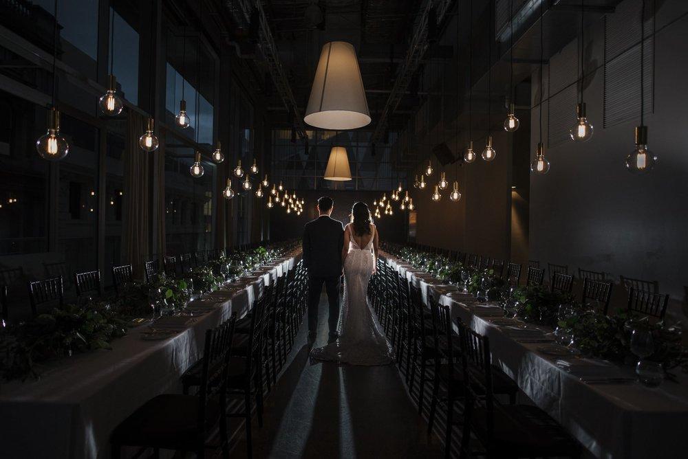 DINING PACKAGE - WINTER WEDDINGS