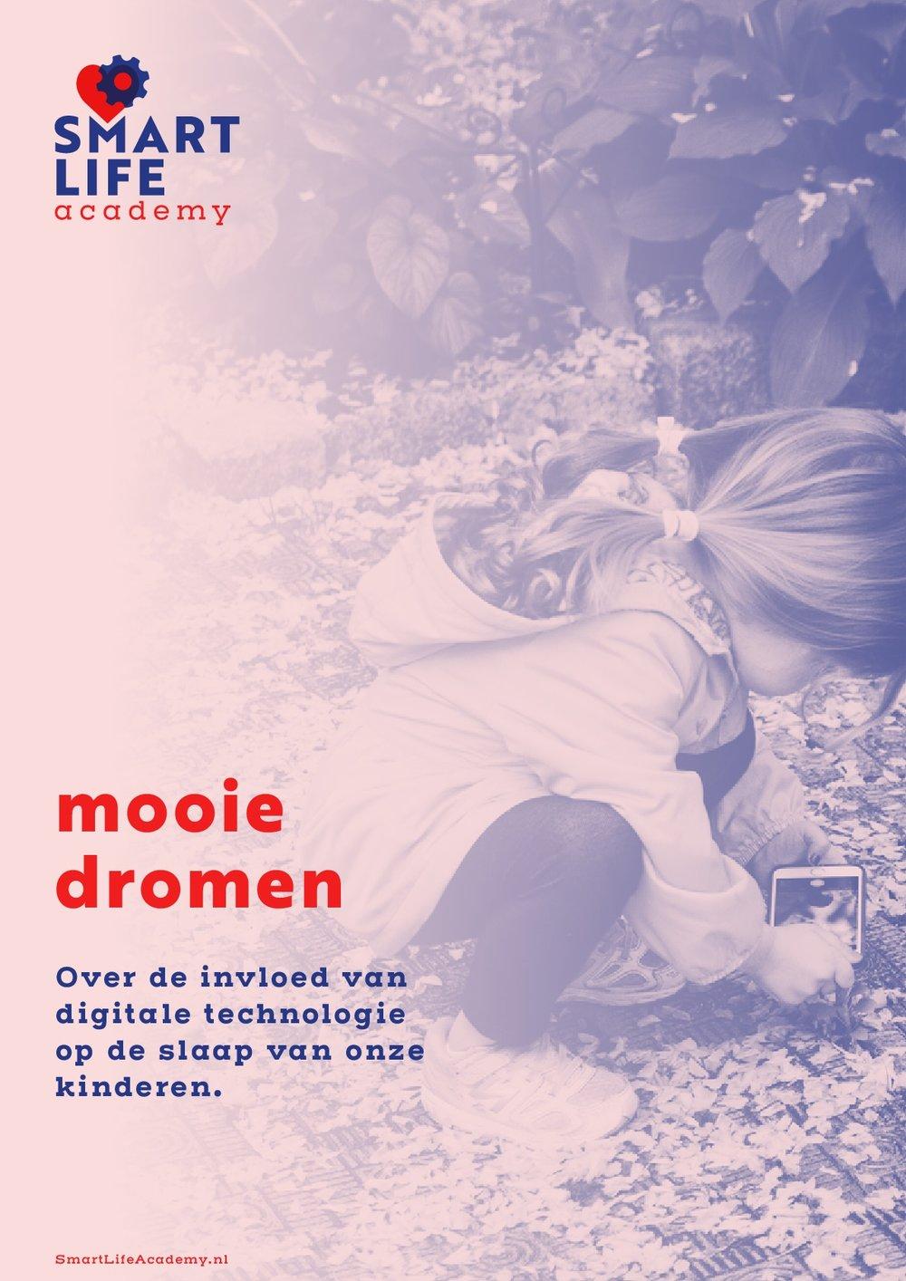 Gratis e-book voor ouders - mooie dromen