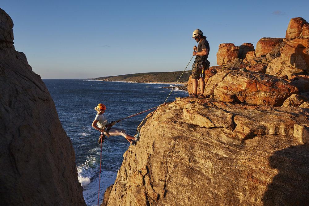 Adrenalin Hit List #3 - Abseil the Wilyabrup Cliffs