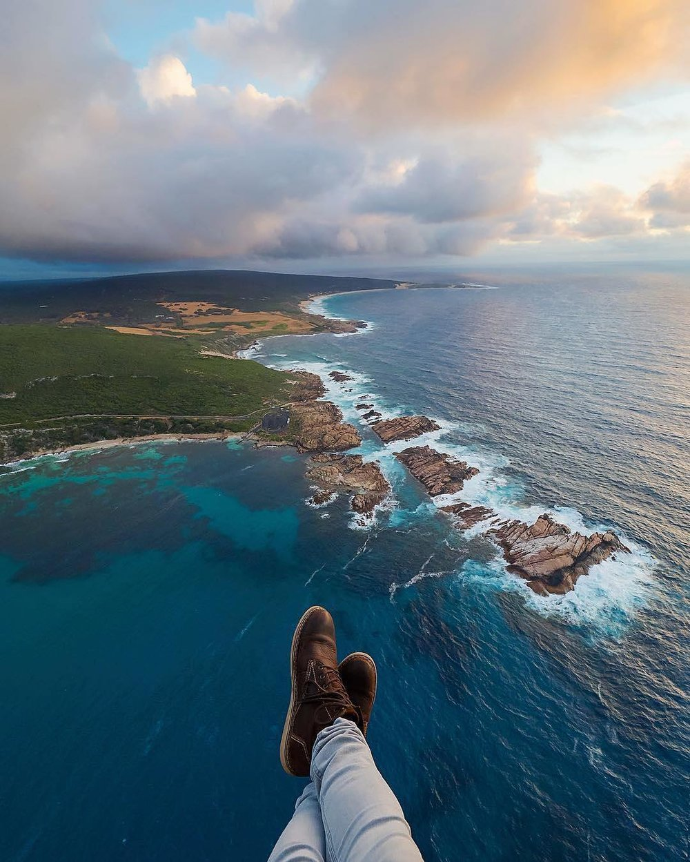 Adrenalin Hit List #5 - See the coast from your very own helicopter