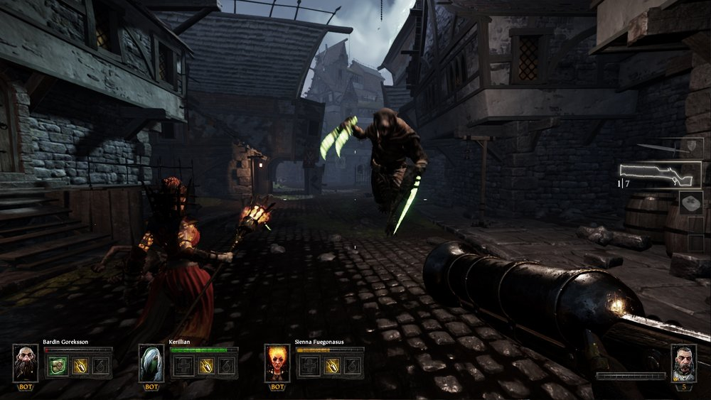 Vermintide 1 screenshot from 2015